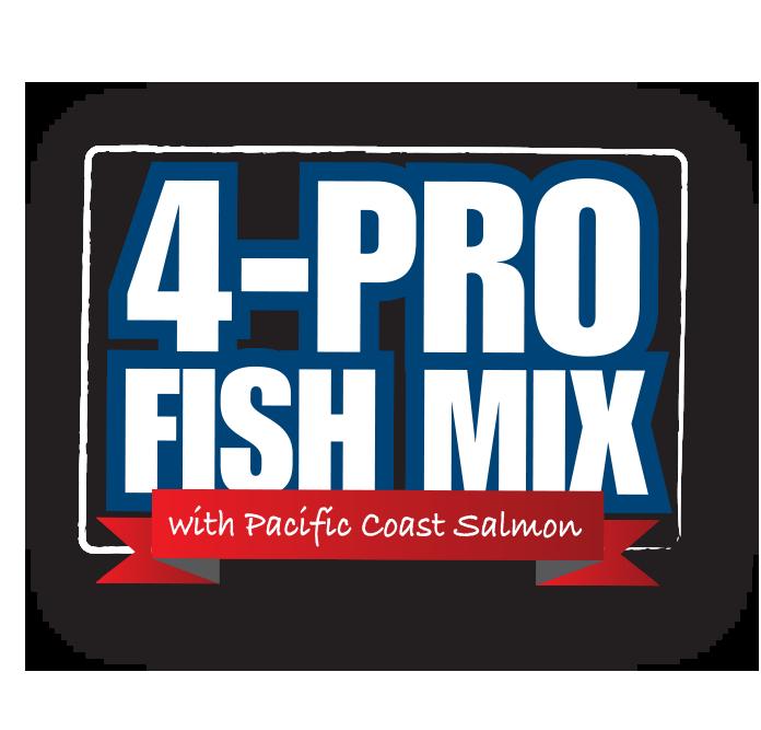 4-Pro Fish Mix